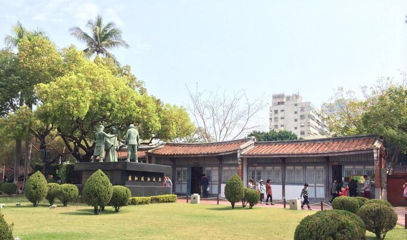 台南赤崁楼 之 风景风景图片