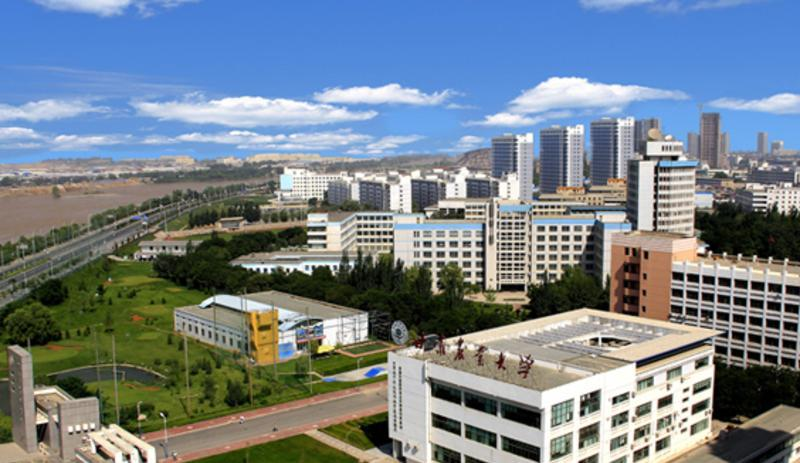 甘肃农业大学校园风光景点图片