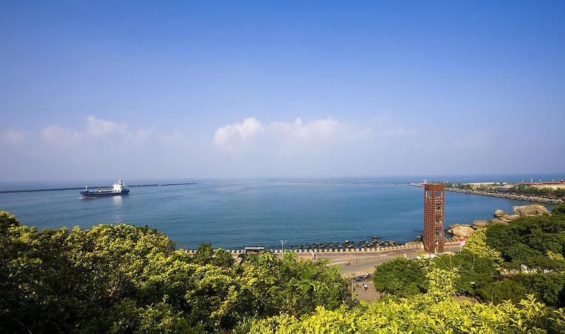 高雄西子湾风景点图片