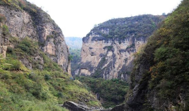 泾源胭脂峡景点图片