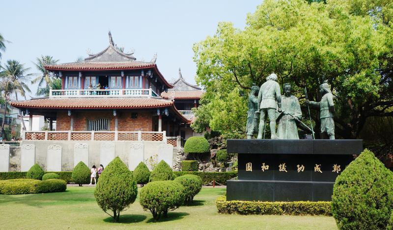 台南赤崁楼景点图片