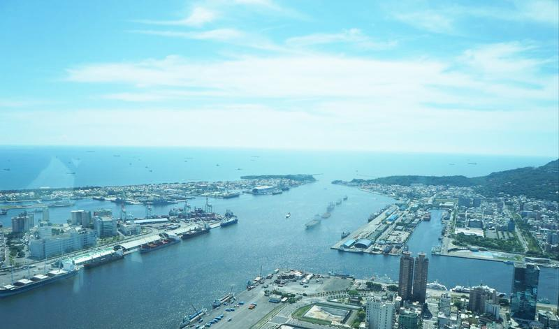 台湾高雄85大楼 之 风景风景图片