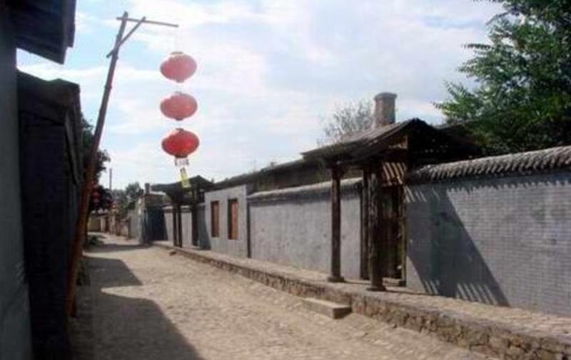 巴里坤古民宅