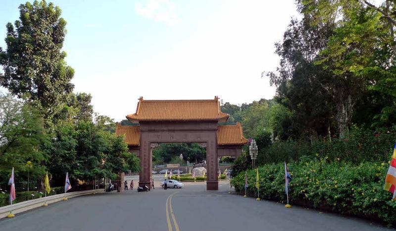台湾中台禅寺 之 山门风景图片