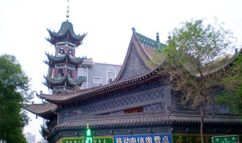 西宁水城门清真寺景点图片