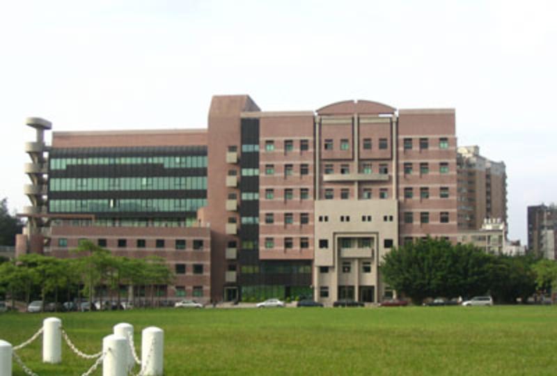 台湾国立清华大学校园风光景点图片