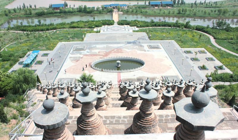 宁夏青铜峡旅游区景点图片