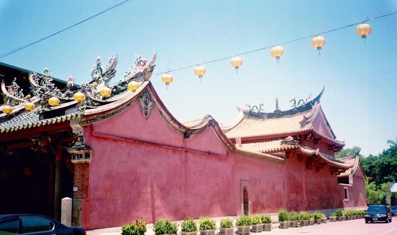 台南祀典武庙 之 建筑风景图片