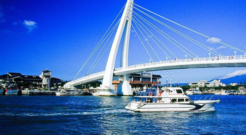 台北淡水旅游区景点图片