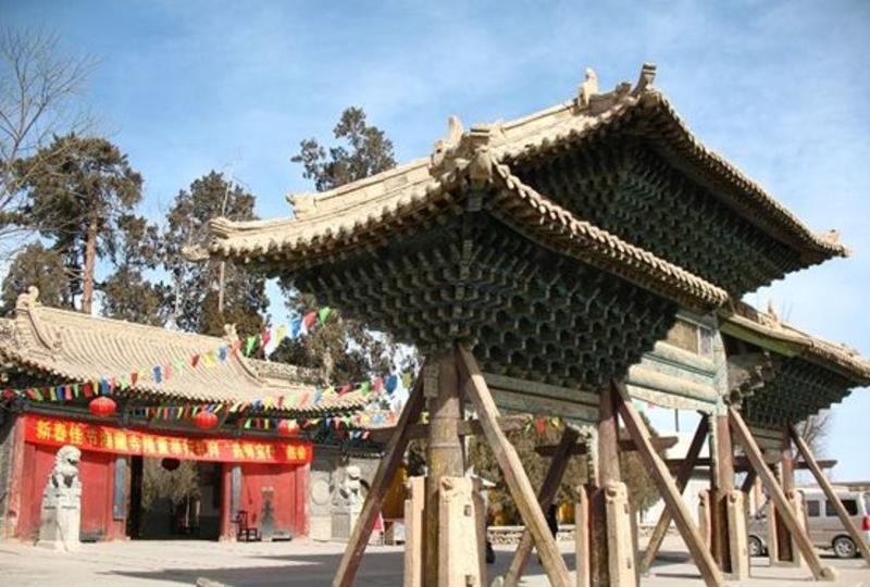 武威海藏寺景点图片