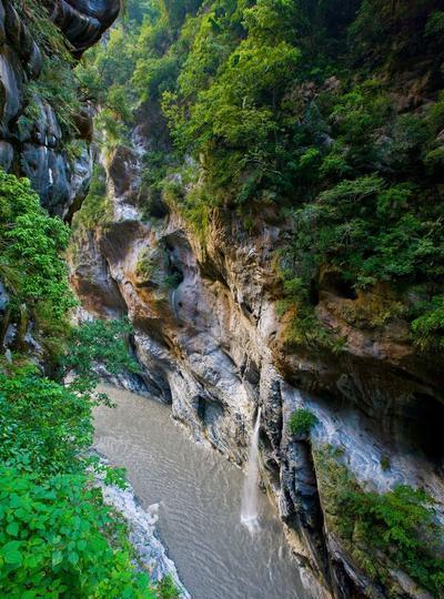 台湾太鲁阁国家公园景点图片