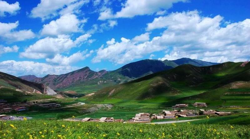 祁连山风光旅游区