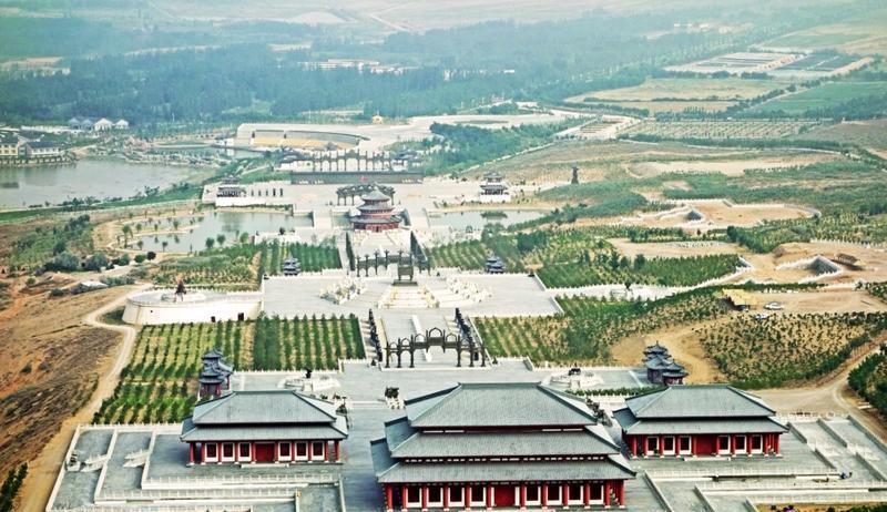 宁夏中华黄河坛景点图片