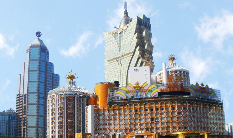 新葡京娱乐场赌场的图片和照片