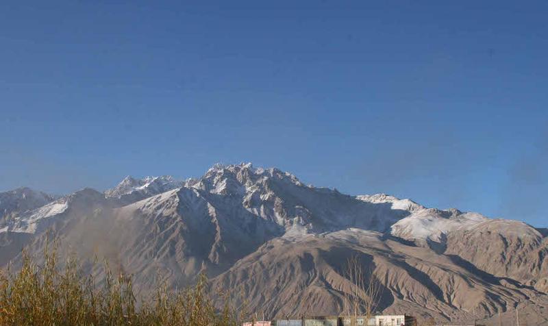 新疆帕米尔高原景点图片