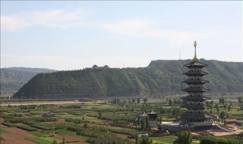 泾川大云寺·王母宫