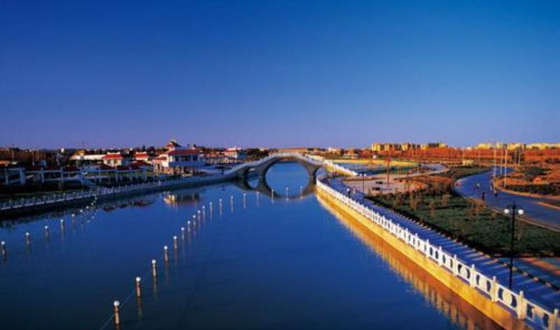 克拉玛依河景点图片