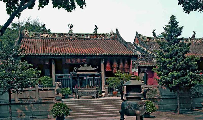 普济禅院 之 大雄宝殿风景图片