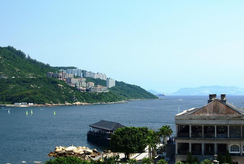 香港赤柱旅游风景图片