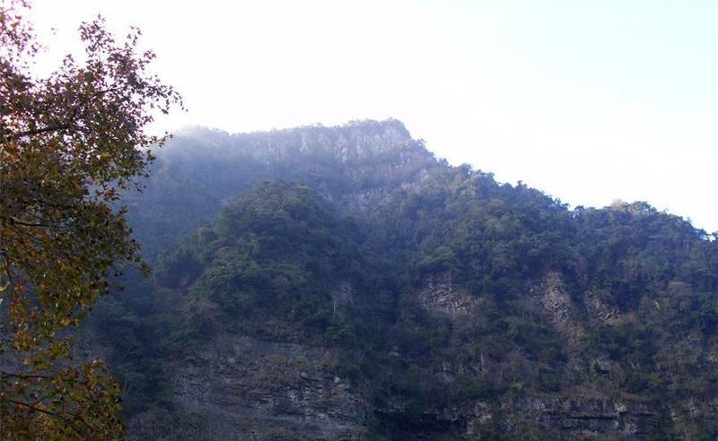 南庄石壁部落景点图片
