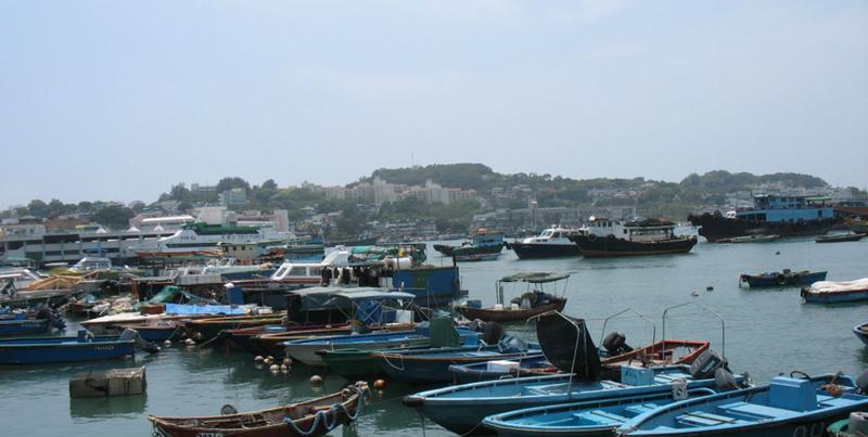香港长洲岛旅游风景图片