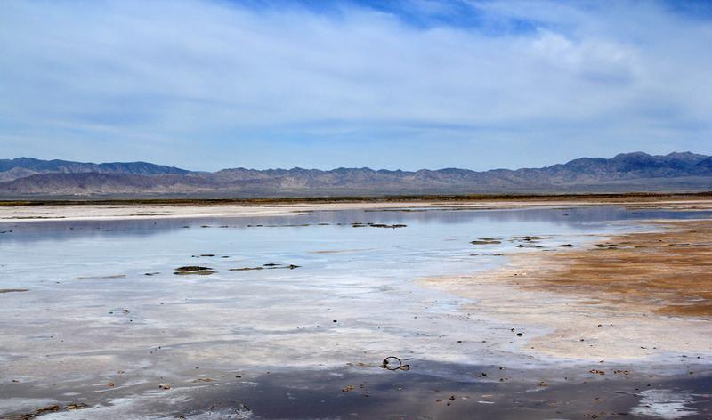 青海茶卡盐湖旅游风景图片