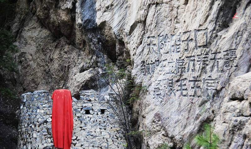甘南腊子口风景点图片