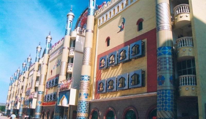 新疆民街民俗博物馆景点图片