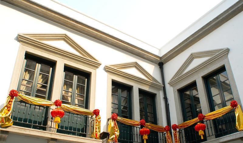 澳门民政总署大楼 之 建筑风景图片