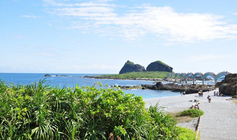 台湾三仙台风景点图片