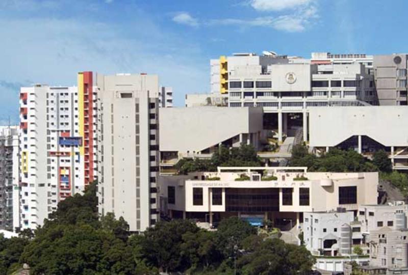 澳门大学校园风光景点图片