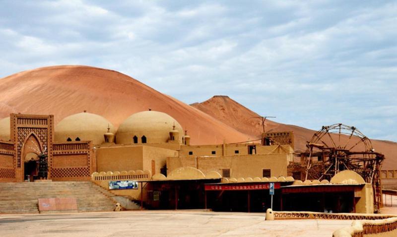 新疆大漠土艺馆景点图片