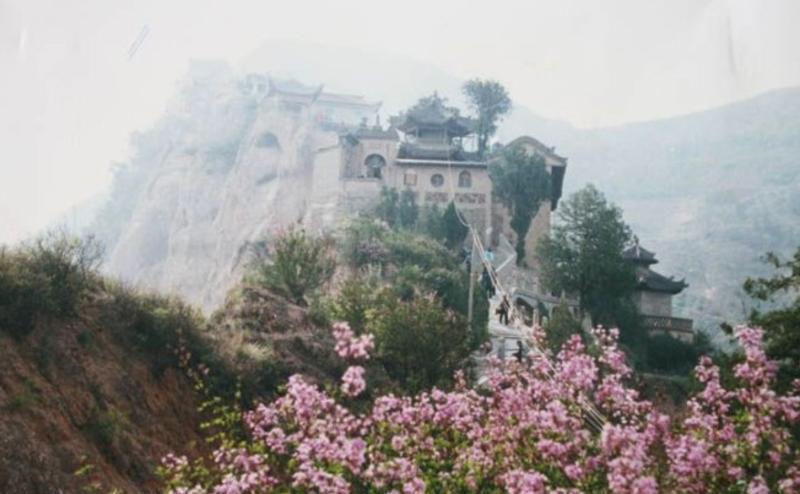 甘谷大象山