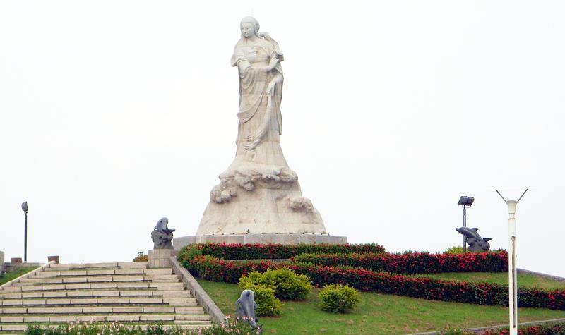 安平林默娘纪念公园景点图片